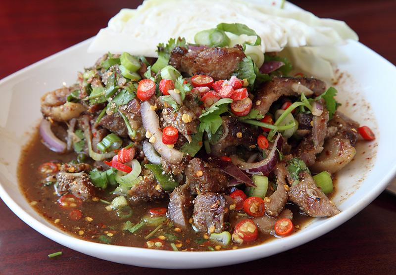 Thai Style Grilled Pork Neck Recipes — Dishmaps
