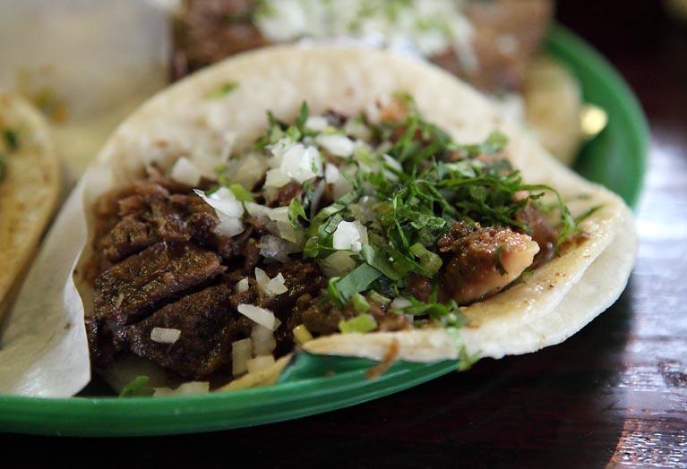 LTHForum.com - La Chaparrita Taqueria - D. F. style Tacos ...