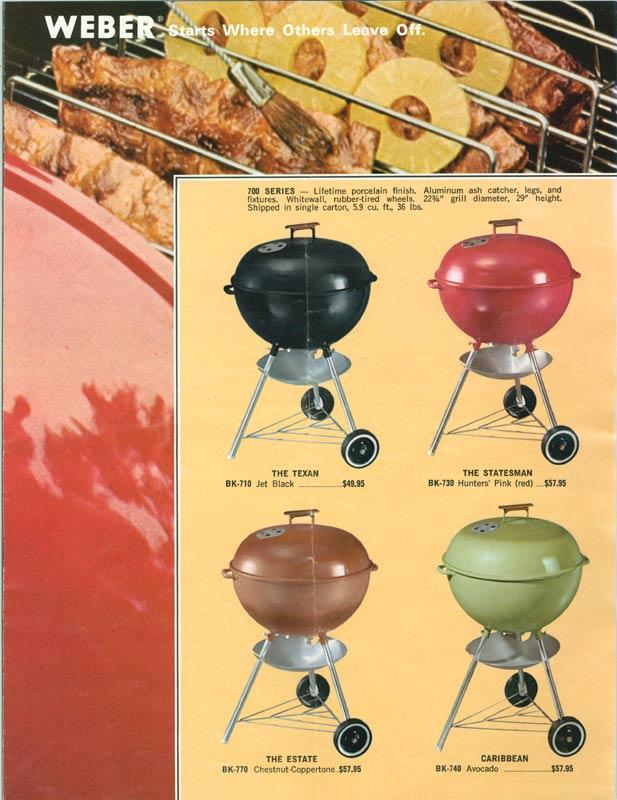 LTHForum com - Vintage Weber Grill Catalog