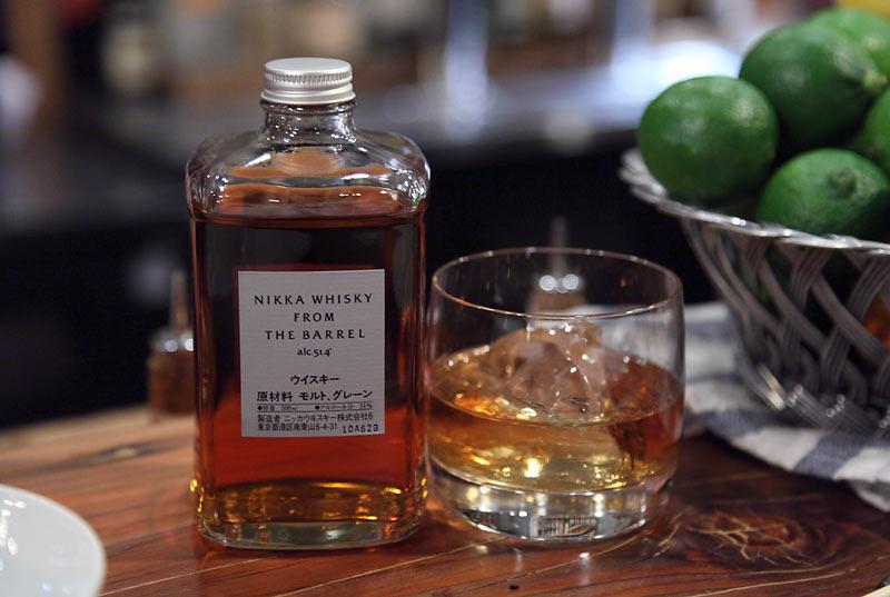 Nikka from the Barrel, le plus célèbre whisky japonais, livre enfin ses secrets